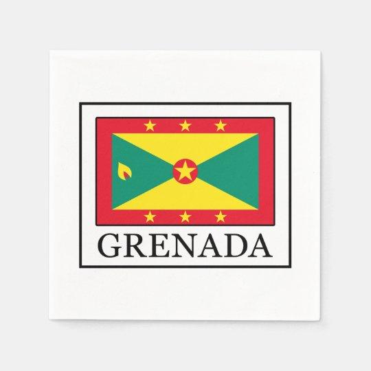 Grenada Paper Napkin