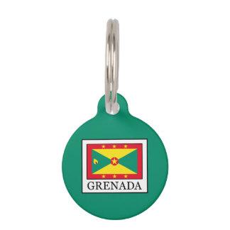 Grenada Pet Tag