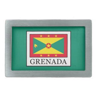 Grenada Rectangular Belt Buckles