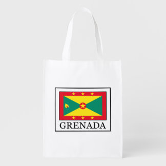 Grenada Reusable Grocery Bag