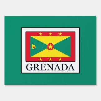 Grenada Sign