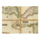 Grenada, Tobago, Trinidad, Curacao Postcard
