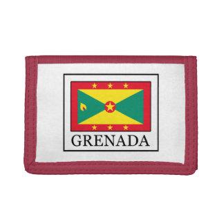 Grenada Tri-fold Wallets