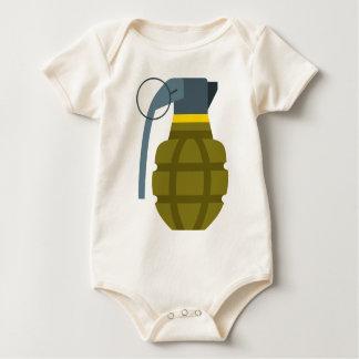 Grenade Baby Bodysuit