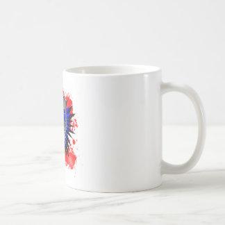 Grenade Comic Exclamation Coffee Mug