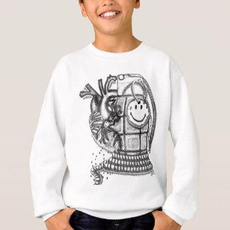 grenade heart sweatshirt