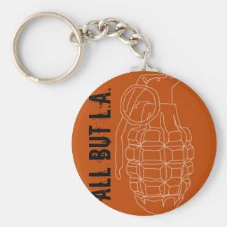 Grenade key Chain
