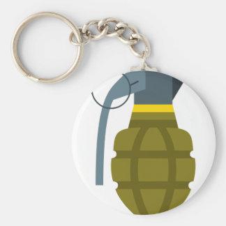 Grenade Keychain