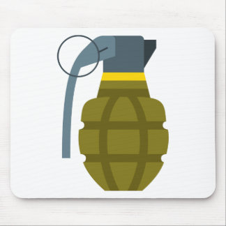 Grenade Mouse Pad