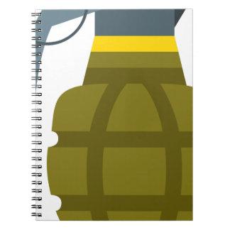 Grenade Notebooks