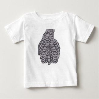 Grenade RibCage Baby's T-Shirt