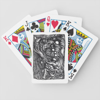 Grendel-Mother-Dream_ Bicycle Playing Cards