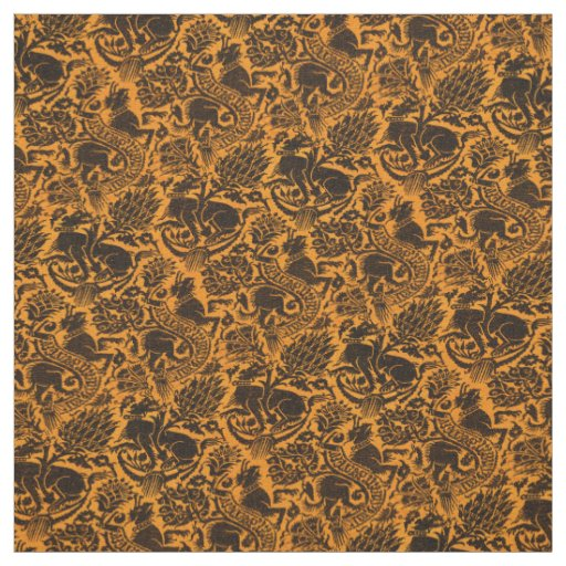 Grenoble Gold Fabric