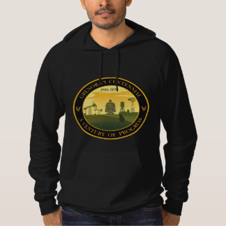 Grenora Centennial Official Logo Sweatshirt
