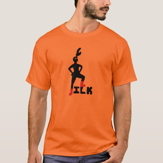 Greta and Jen's ilk shirt- Men's T-Shirt