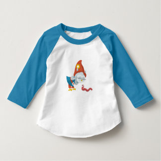 Grewwit and the Worm Toddler Shirt