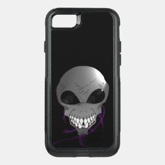 Grey alien Custom OtterBox Apple iPhone case