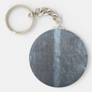 Grey background metal texture strings template DIY Basic Round Button Keychain