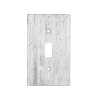 grey Barn wood Light Switch Cover