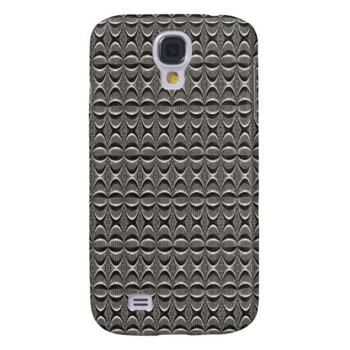 grey black modern pattern HTC vivid cases