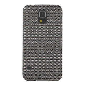 grey black modern pattern galaxy s5 cover