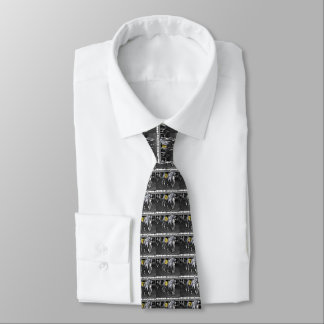 Grey by You Tie