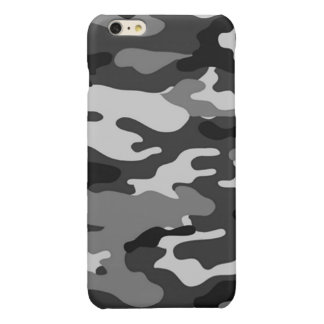 Grey camouflage | Case Savvy iPhone 6 Plus Case