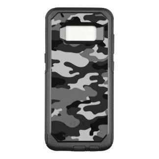 Grey Camouflage OtterBox Samsung Galaxy S8 Case