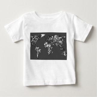 Grey charcoal earth tshirt