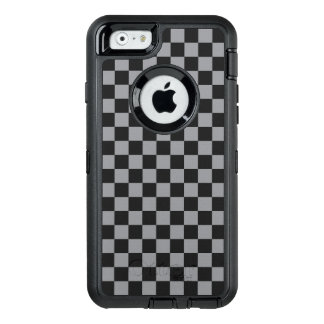 Grey Checkerboard OtterBox iPhone 6/6s Case