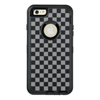 Grey Checkerboard OtterBox iPhone 6/6s Plus Case