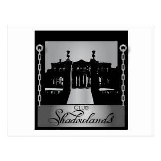 Grey Club Shadowlands Postcard