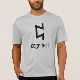 Grey Cognitect Athletic Shirt