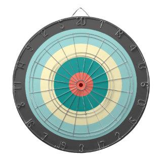 Grey Combination Bullseye by Shirley Taylor Dart Board