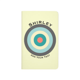 Grey Combination Bullseye by Shirley Taylor Journal