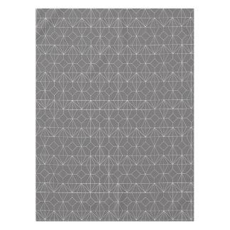 Grey Diamond Tablecloth