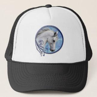 Grey Dream Trucker Hat