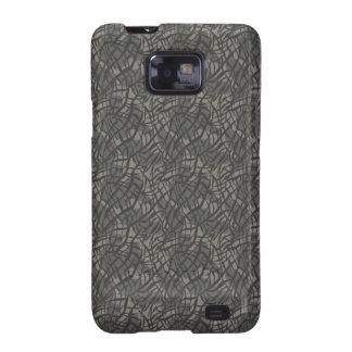 Grey Elephant Skin Pattern Samsung Galaxy S2 Cases