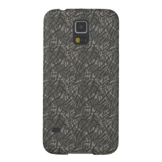 Grey Elephant Skin Pattern Case For Galaxy S5