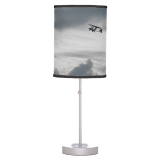 Grey Flight table lamp