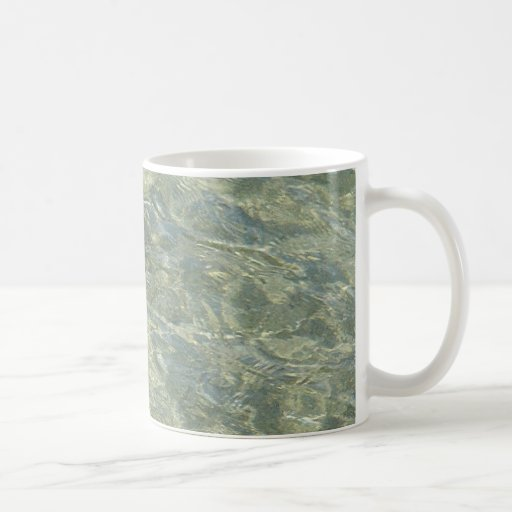 Grey, golden shades of water coffee mugs