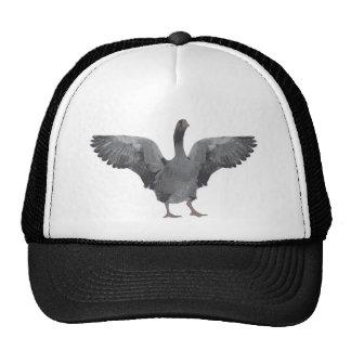 Grey goose cap trucker hat
