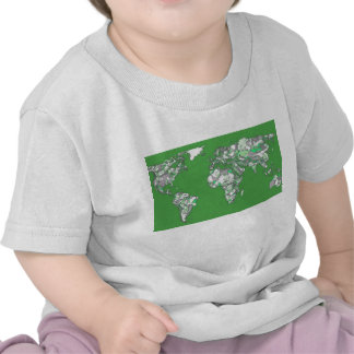 Grey green atlas shirt