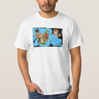 Grey Griffins Anime T-Shirt