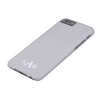 Grey Harbour Mist - Spring 2018 London Trends Barely There iPhone 6 Case