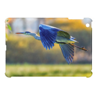 Grey heron, ardea cinerea case for the iPad mini