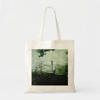 Grey Heron Scene Bag