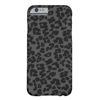 Grey Leopard iPhone 6 case