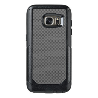 Grey Louis Vuitton style Samsung Cases
