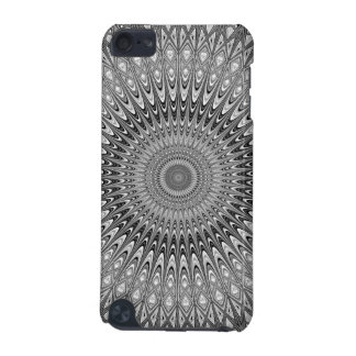 Grey mandala iPod touch 5G covers